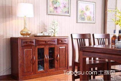 餐邊柜尺寸一般是多少?選什么樣的餐邊柜最好?