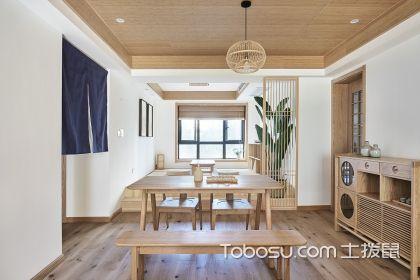 日式风格案例分享,教您打造佛系家居空间