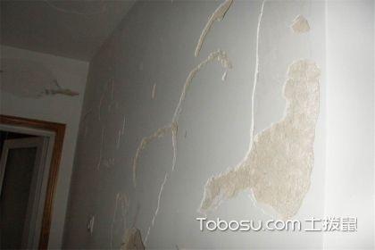 墙面为什么会开裂?墙面开裂处理方法