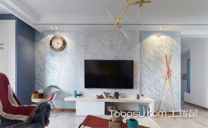电视墙怎么做好看?一定要看的电视墙8种做法