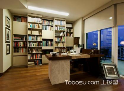 書房有哪些設計技巧,書房裝修設計要點