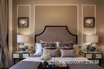 床头背景墙怎么做?背景墙布置需要选对材料