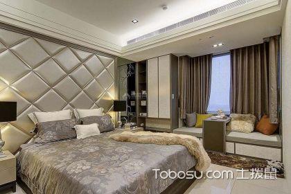 卧室飘窗安装窗帘的方法,看完之后终于不用纠结了