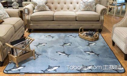 怎么选地毯?如何为客厅选择合适的地毯