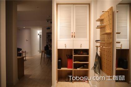 玄关鞋柜怎么设计好看?玄关鞋柜的设计方法