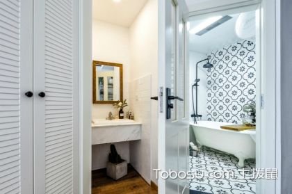 干湿分离的卫生间怎么设计才合理?首先要看实用性