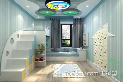 儿童房怎么设计?儿童房装修注意事项