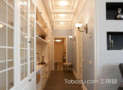 家庭走廊如何布置,如何使走廊潔凈寬敞