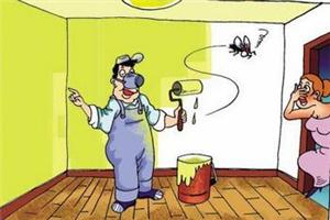 新房裝修污染