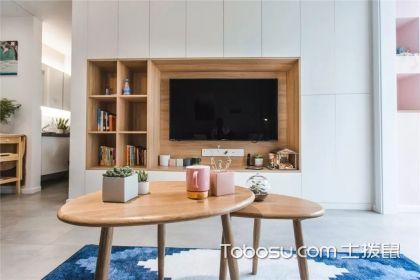 40平米两室一厅装修案例,巧妙改造便可拥有舒?#24066;?#23478;