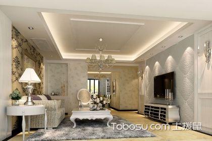 80平米欧式风格装修预算清单,揭秘轻奢美家的打造成本