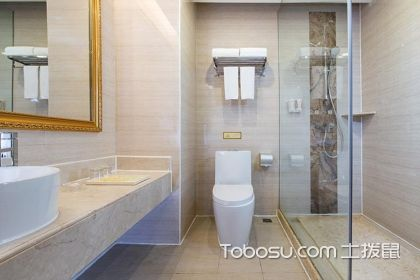 淋浴間用浴簾還是玻璃隔斷?看完之后你就明白了
