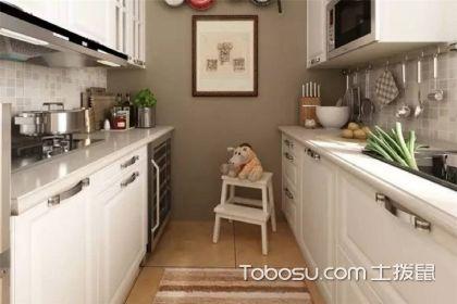 3平米小廚房裝修預算是多少?1.6萬打造一個漂亮的廚房