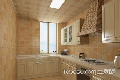 厨房瓷砖什么颜色好?这才是厨房瓷砖的正确搭配方法