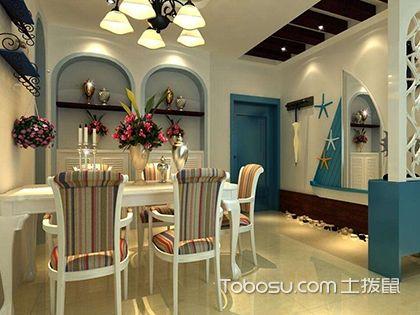 家庭餐厅装修设计要点,记住这6点可让餐厅颜值倍增