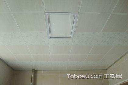 卫生间吊顶用什么材料好?这种吊顶材料一定不要选