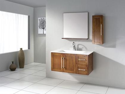 心海加蓝卫浴怎么样?心海加蓝的实木浴室柜质量怎么样?