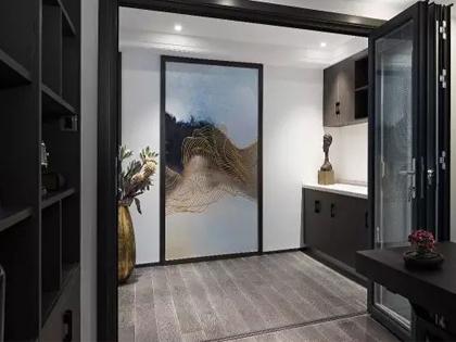 250平联排别墅装修设计实景图,现代简约的精致与优雅