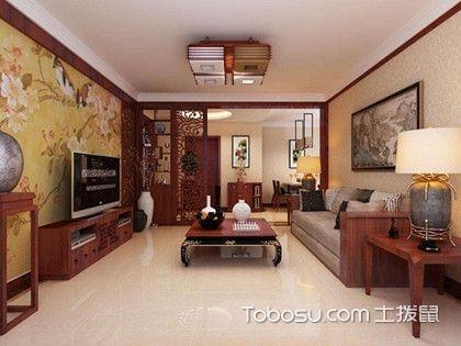 客厅电视背景墙效果图赏析,客厅电视背景墙应该如何设计