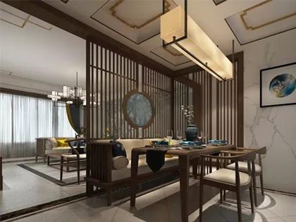 古香古韵的中式风格设计主题名称,道不尽的东方美韵