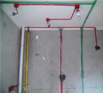 超详细的家装水电改造图施工流程,帮你规避装修陷阱