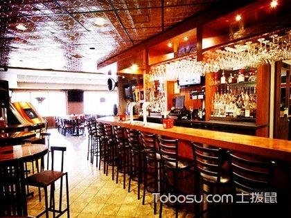 酒吧吧台设计案例赏析,酒吧吧台设计需要注意哪些?