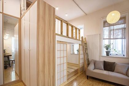 45平米户型图案例赏析,让你的小家也可以大不一样