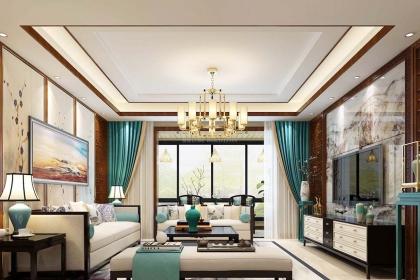 中式装修的窗帘如何搭配?中式风格窗帘图片赏析