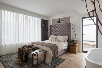 家居窗帘装修效果图,为您送上6款卧室窗帘装修效果图