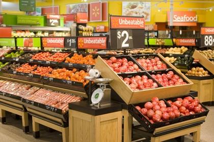 合肥50平米水果店装修图,让你的水果店脱颖而出