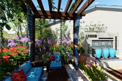 庭院設計怎么做,這篇攻略教你打造自家的完美庭院!