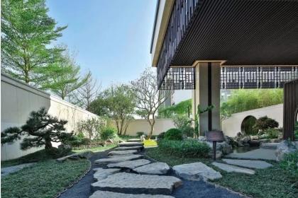 中式庭院景觀設計的必備要素,你真的了解嗎?