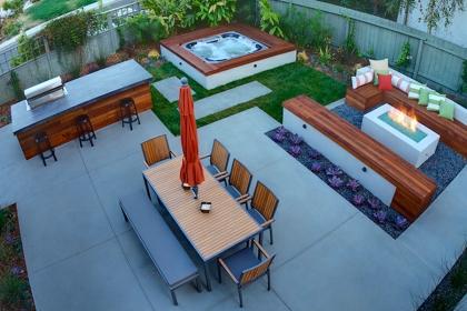 庭院設計風格有哪幾種?不同風格的庭院有什么特點?
