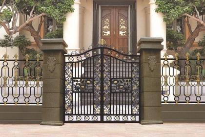 庭院门保养,别墅庭院门怎么保养呢?