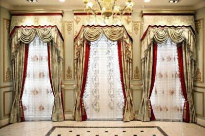 双窗帘杆怎么安装?窗帘的四种安装方法详解