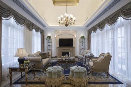豪华别墅装修设计,如何设计出别样风格