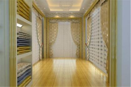 窗帘店装修设计,窗帘店设计技巧有哪些
