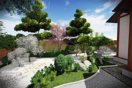 日式庭院設計特點,日式庭院設計如何打造