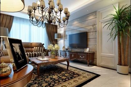客厅墙壁全贴瓷砖效果图,客厅全贴瓷砖有哪些优缺点