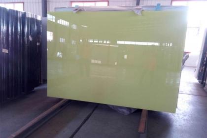 什么是烤漆玻璃?烤漆玻璃的選購和保養