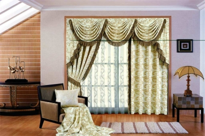 窗帘店装修风格,窗帘店有哪些装修风格