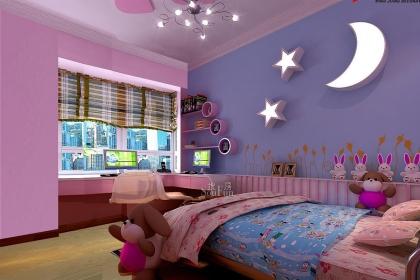 儿童房装修壁纸材质有哪些?如何挑选儿童房装修壁纸?