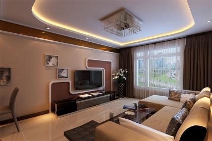 客厅电视机背景墙材质有哪些?电视背景墙如何设计