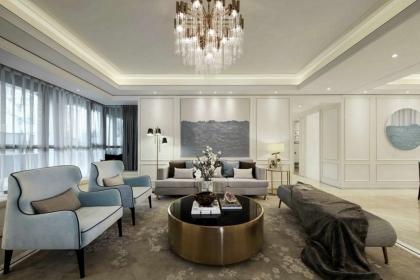 客厅u乐娱乐平台沙发背景墙,6款不同U乐国际的客厅沙发背景墙