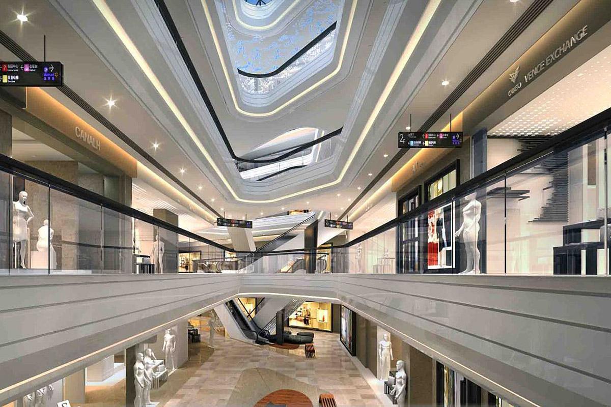 如何做好商场的空间布局?百货商场设计规划要点分析
