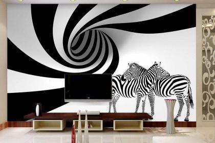 客厅电视墙壁纸怎么挑选?有哪些细节方面要注意?