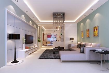 160平米別墅四室兩廳裝修樣板間圖片和報價