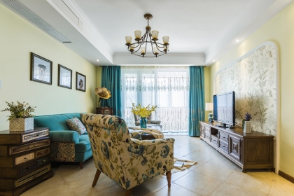 五种风格的石膏线电视背景墙效果图,客厅美的出乎意料