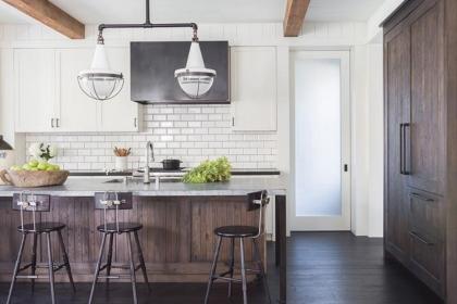 厨房家装效果图,7款最实用厨房装修图