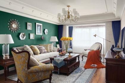 家装美式风格设计说明,美式装修有哪些特点